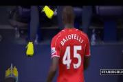 Video: Mario Balotelli iski uransa ensimmäisen Valioliiga-maalin Liverpoolin paidassa