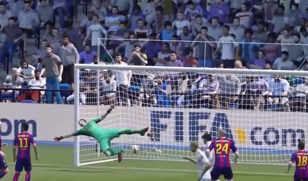 Video: Viime vuoden komeimmat maalit FIFA-pelistä