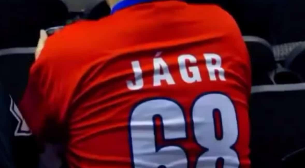 Jaromir Jagr kaupattiin Panthersiin