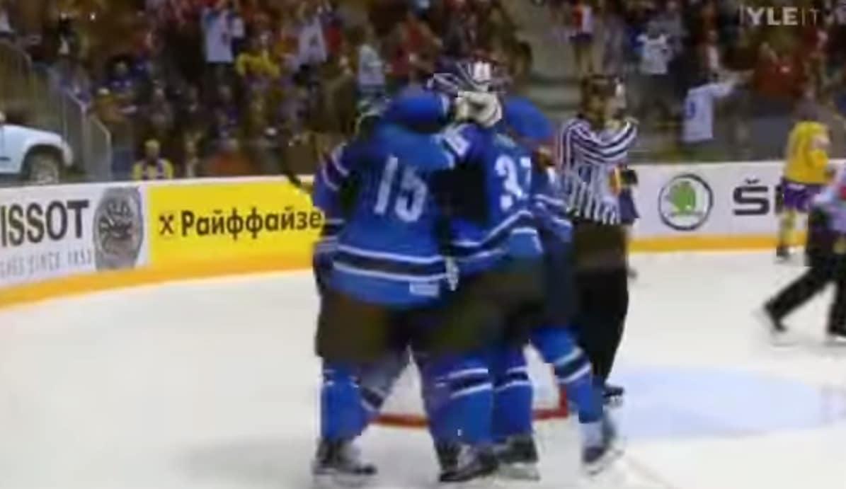 Klassikkovideo: MM-finaali 2011: Suomi-Ruotsi 6-1