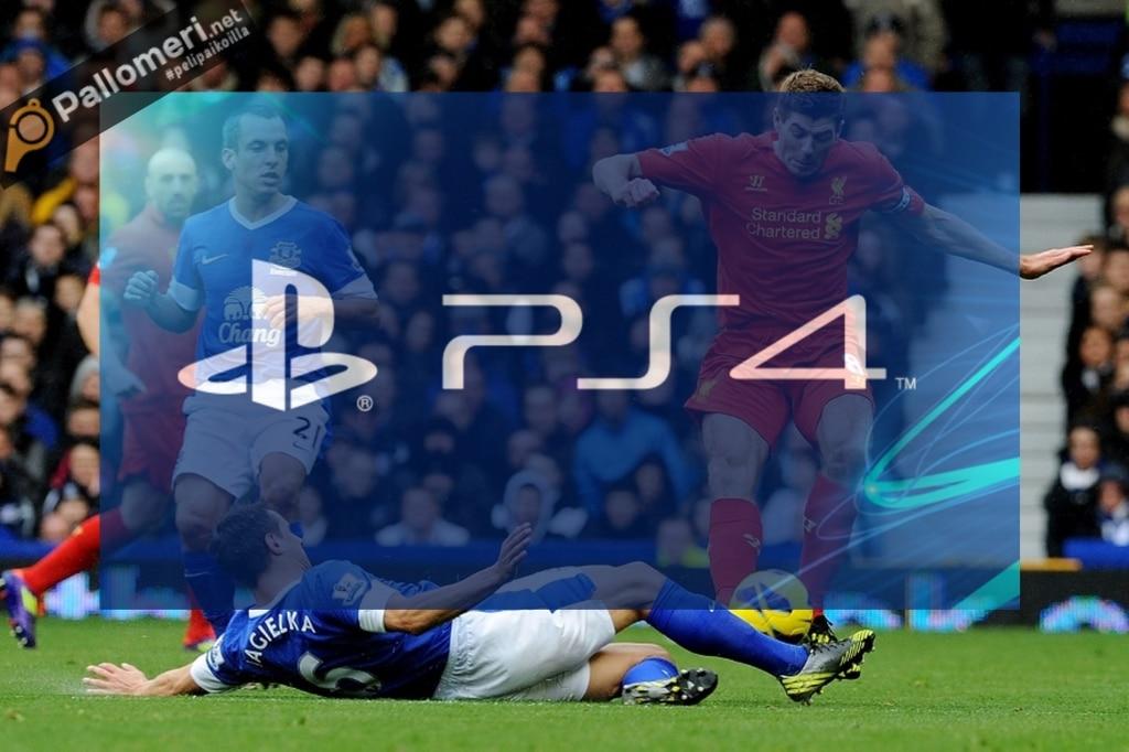 Pallomeri.netin avajaiskilpailu - voita PS4!