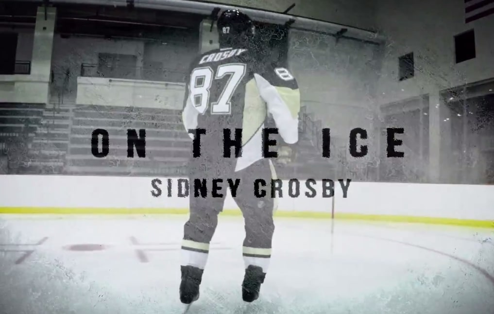 Video: Sidney Crosbylta jäätävä kikkapätkä