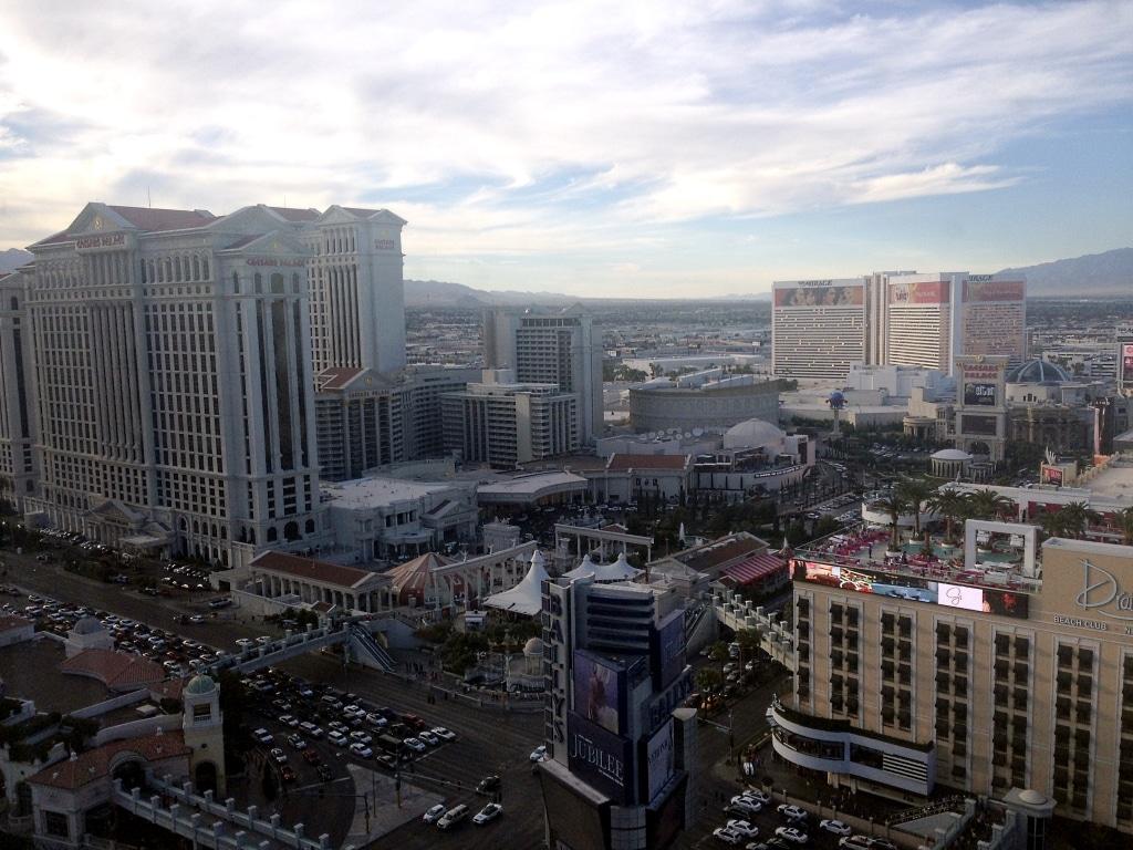 Blogi: Voi elämä, millainen paikka oletkaan Las Vegas