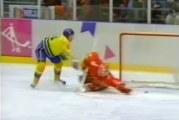 Peter Forsberg tänään 44 vuotta – tässä ajaton Fobba-rankkari olympiafinaalista 1994