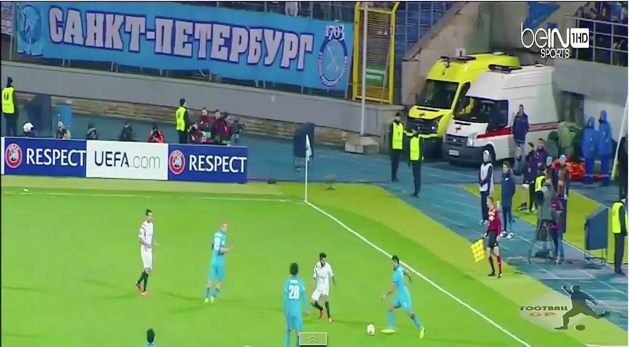 Video: Hulk iski uskomattoman maalin Eurooppa-liigassa