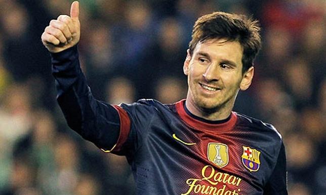 Video: Lionel Messiltä huikea maali Bayern Münchenin verkkoon