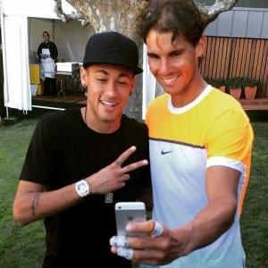 rafa ja neymar
