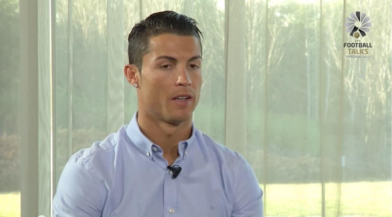 Cristiano Ronaldo PSG Real Madrid / Pallomeri.net