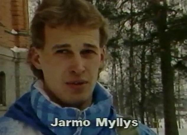 Jarmo Myllys tänään 50 vuotta
