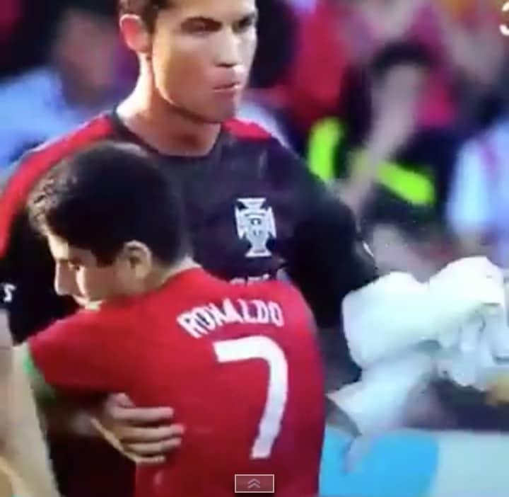 Pallomeri.net, Ronaldo