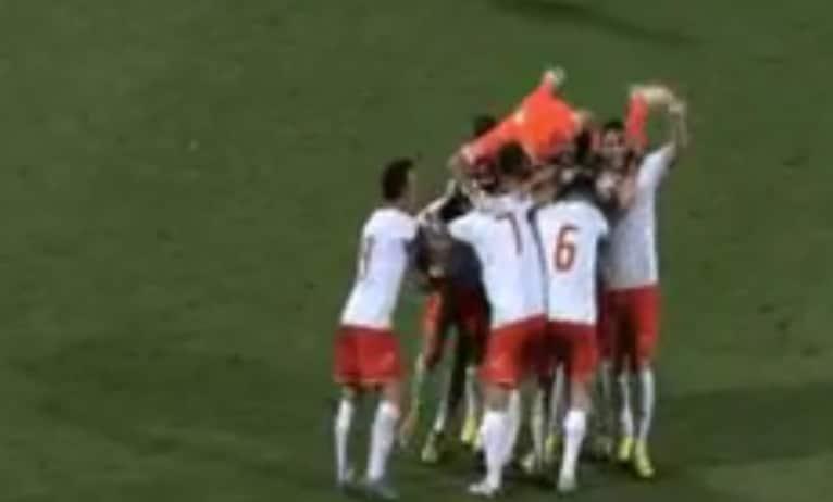 Video: Maltan pelaajalta upea soolomaali Liettuaa vastaan