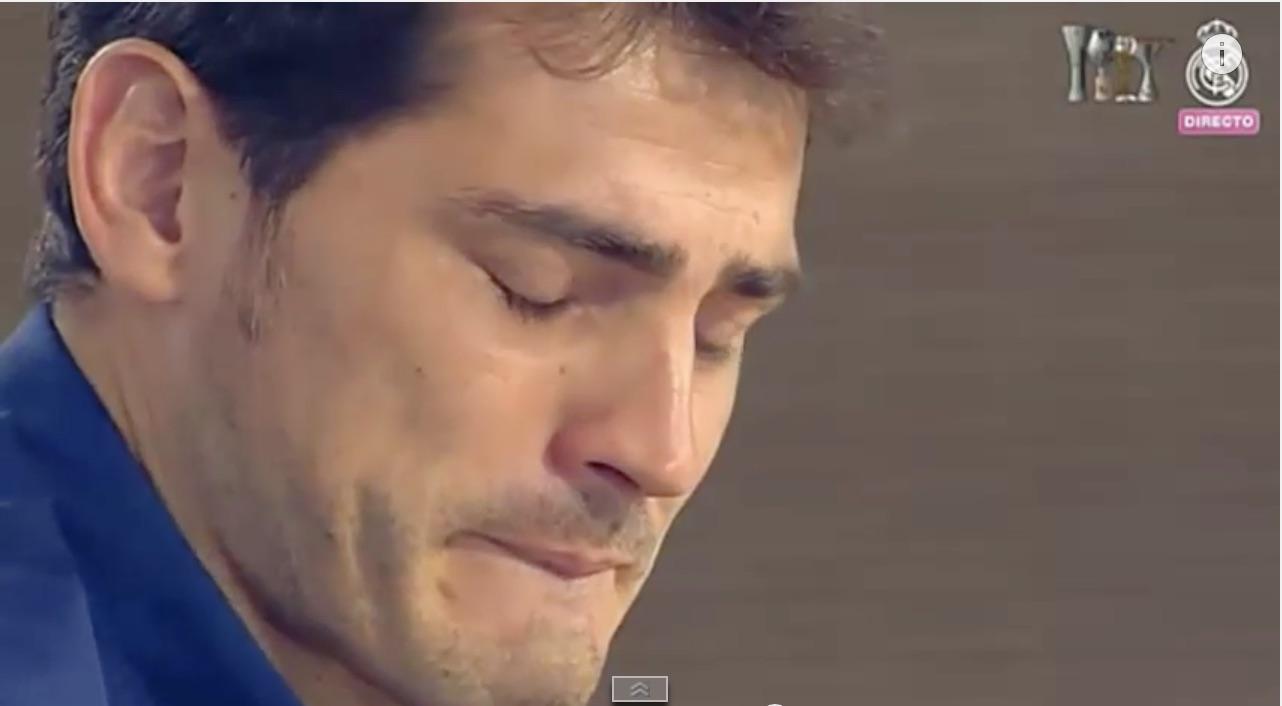 Agentti paljasti: Maalivahti Iker Casillas, 37, päättää jalkapallouransa