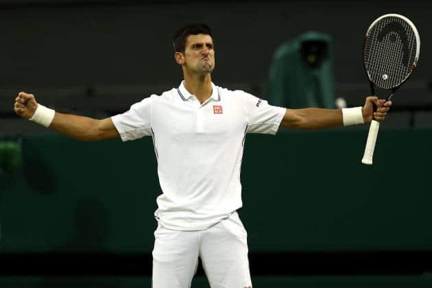 Video: Novak Djokovicilta täysin käsittämätön lyönti Australian Openin finaalissa