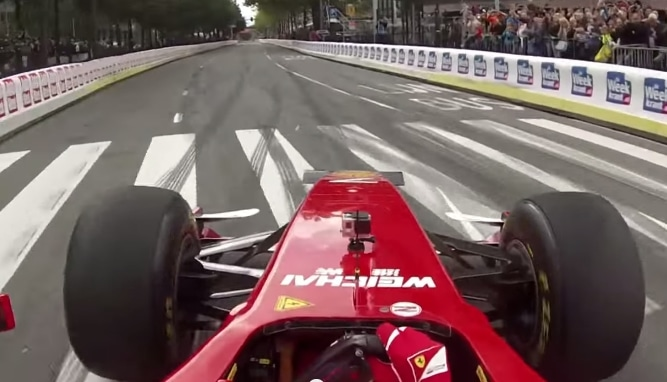 kimi räikkönen Sebastian Vettel ferrari pallomeri.net