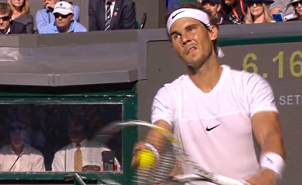 Viikko Wimbledonia takana – Kiitos Jarkko, moimoi Rafa!