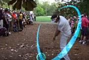 Klassikkovideo: Bubba Watson & käsittämätön hook-lyönti metsästä