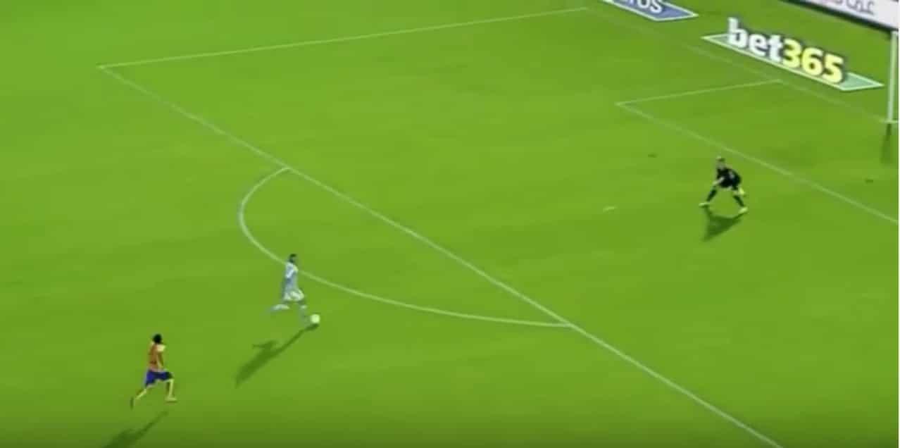 Video: Barcelonasta ei ollut mitään vastusta - Celta Vigo siirtyi sarjakärkeen