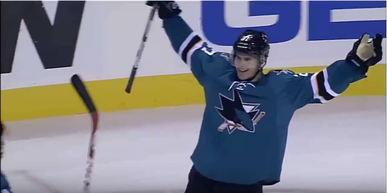Donskoi NHL Sharks / Pallomeri.net