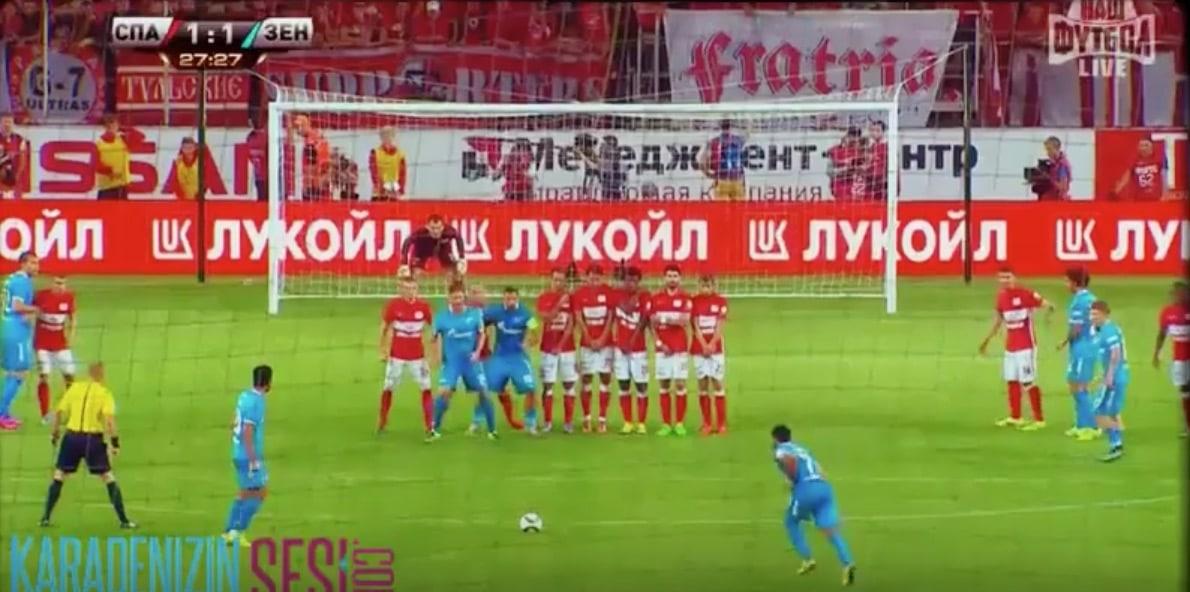 Hulk Zenit jalkapallo vasemman / Pallomeri.net