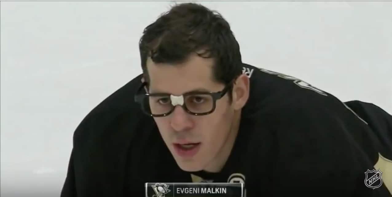 Jevgeni Malkin Pittsburgh NHL / Pallomeri.net