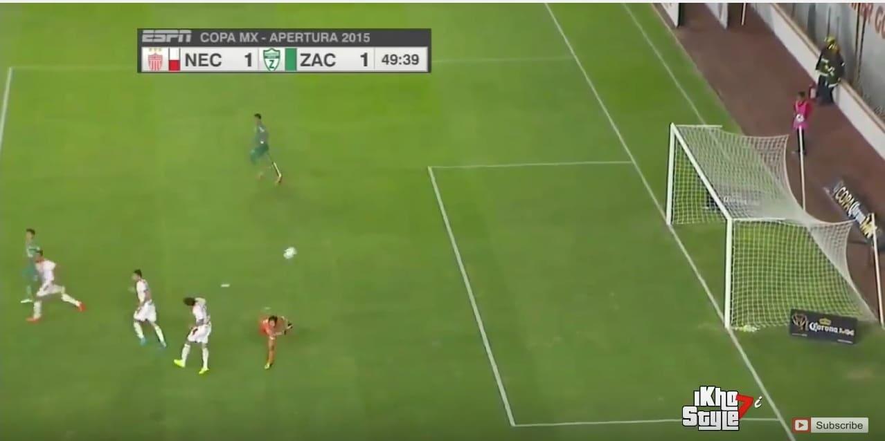 Meksiko jalkapallo maali / Pallomeri.net