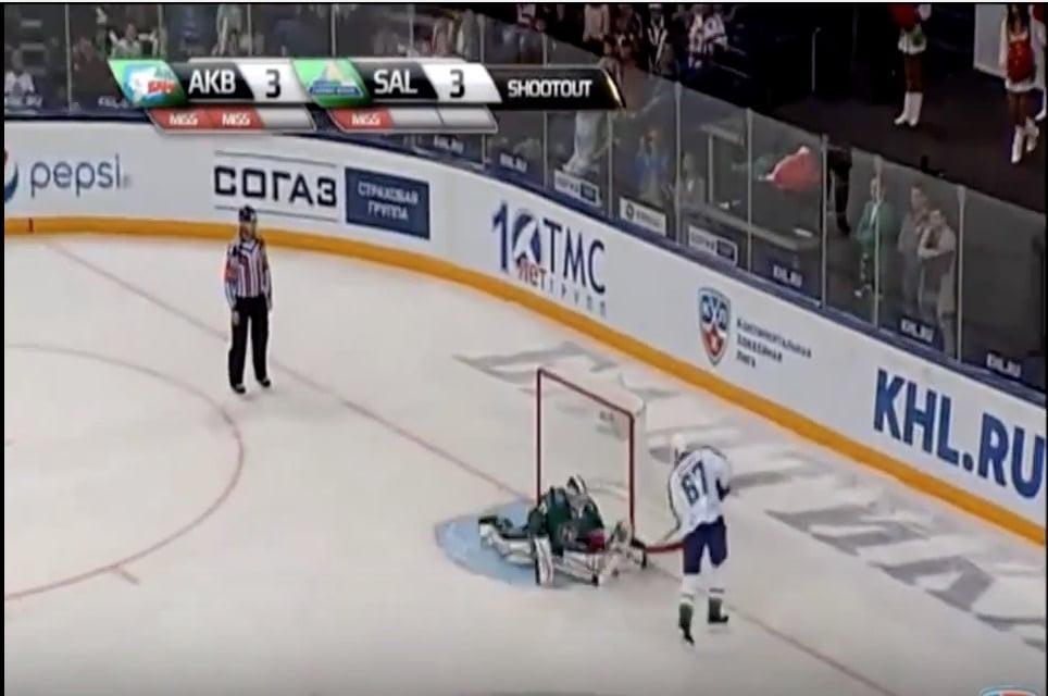 Linus Omark jääkiekko KHL / Pallomeri.net