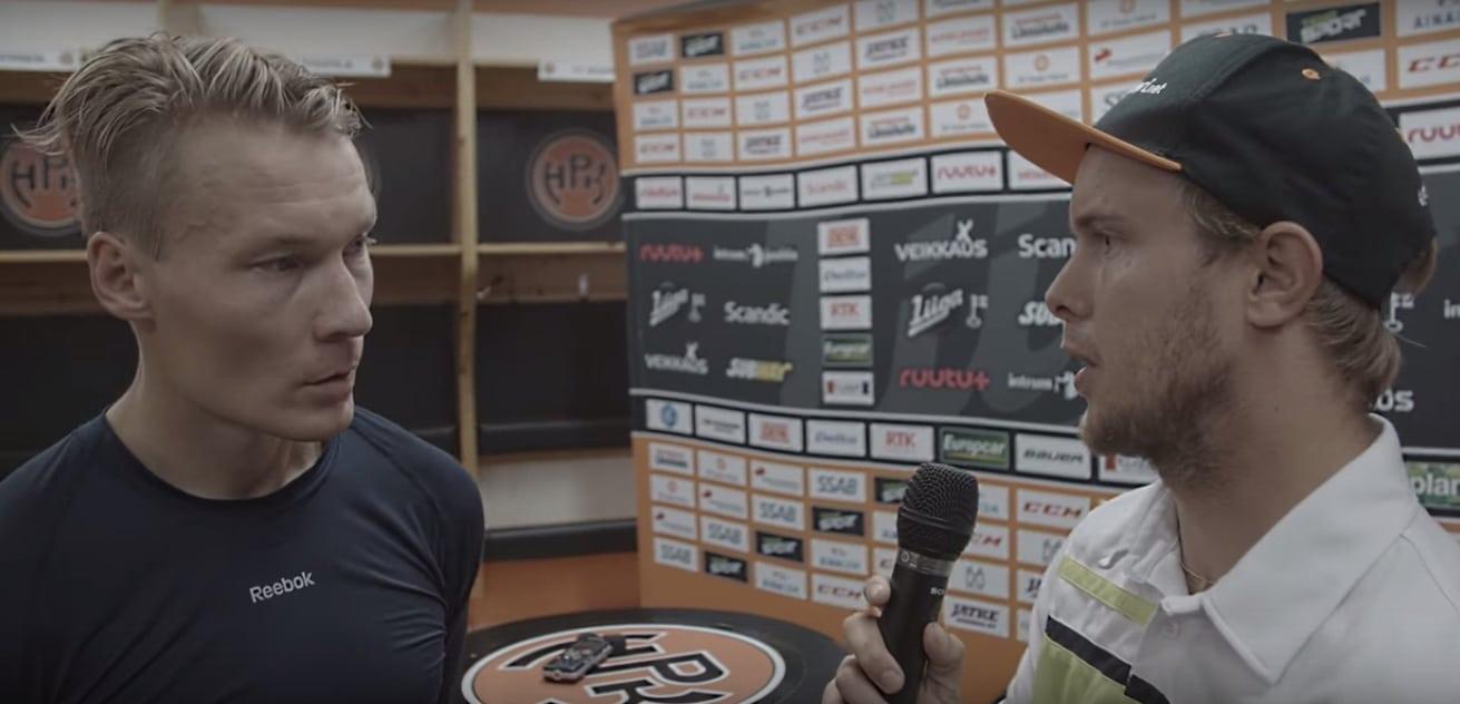 Pallomeri-TV - Liiga, Antti Miettinen & Gorilla