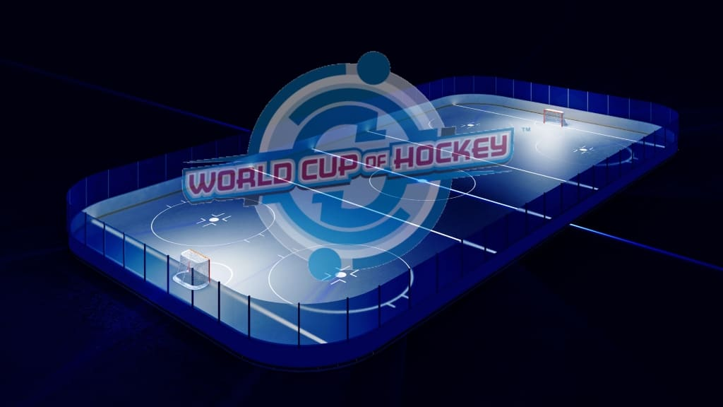 World cupin välierät Team North America World Cup Ice Hockey Logo Pallomeri.net