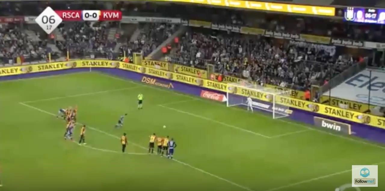 Anderlecht jalkapallo Belgia / Pallomeri.net