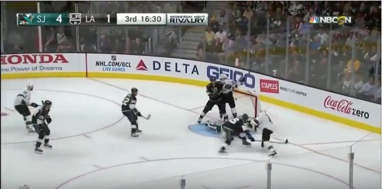 Joonas Donskoi NHL jääkiekko