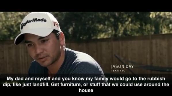 Video: Jason Day - tuhkimotarina vetää hiljaiseksi
