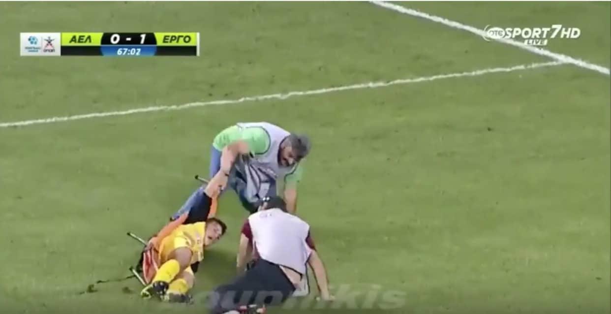 Kreikka jalkapallo Ergotelis / Pallomeri.net