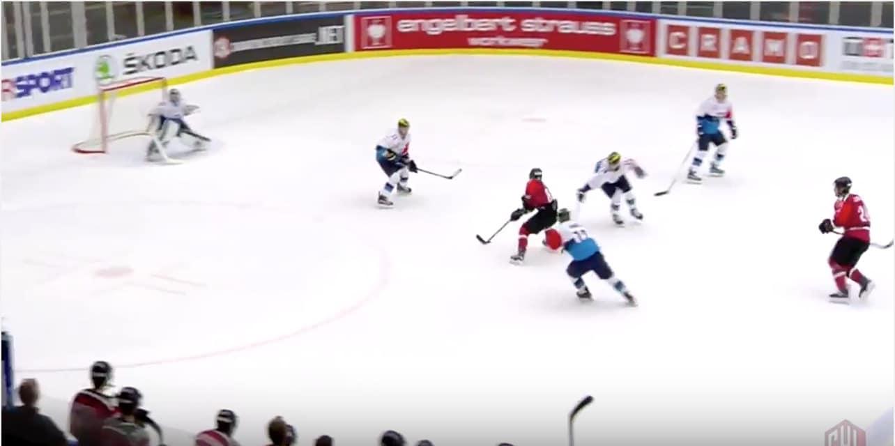 Ryan Lasch Frölunda jääkiekko / Pallomeri.net