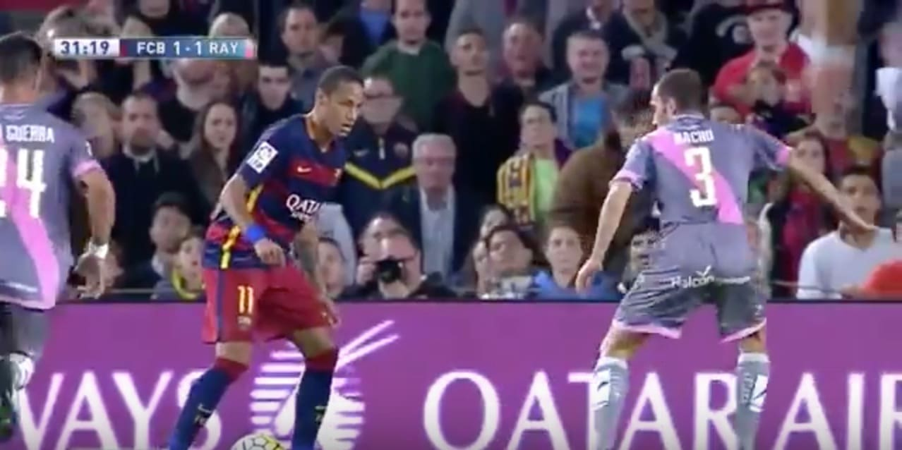 Neymar Neymarista Barcelona La Liga / Pallomeri.net