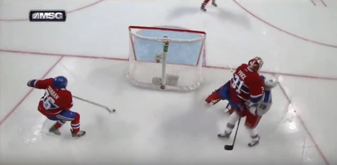 Carey Price NHL Montreal / Pallomeri.net