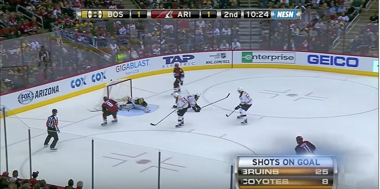 Tuukka Rask Boston NHL /Pallomeri.net