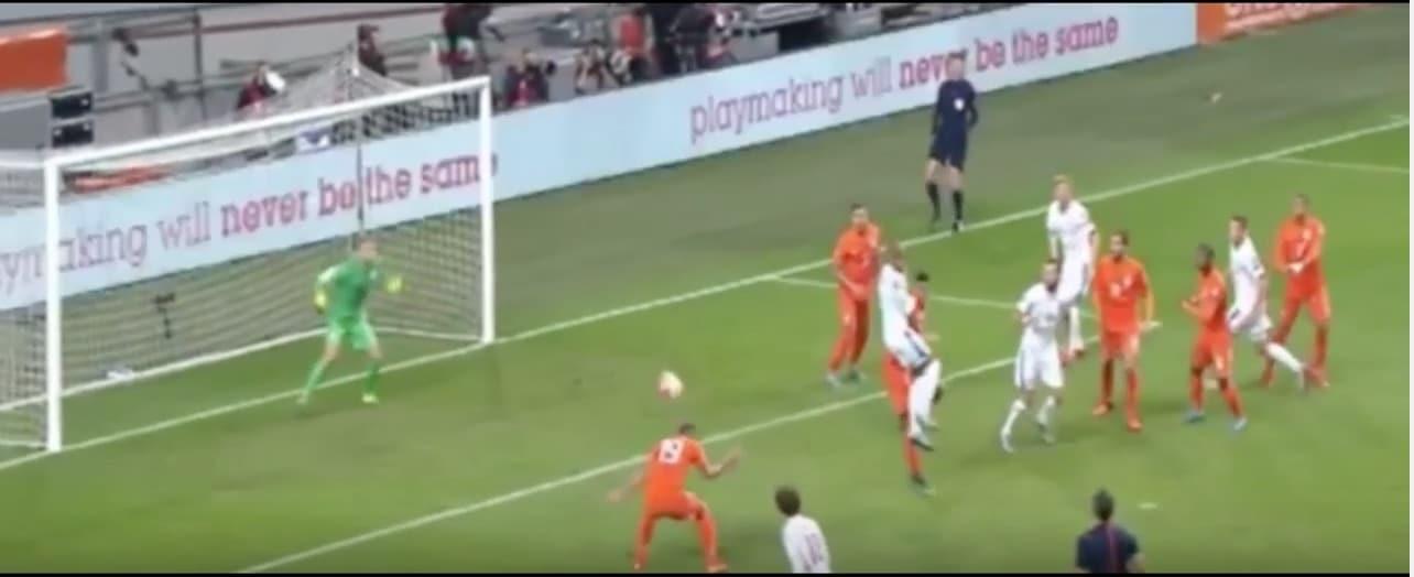 Robin Van Persie Hollanti jalkapallo / Pallomeri.net