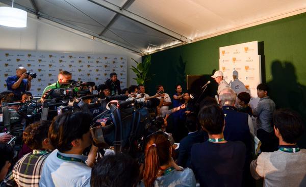 Vetovinkit: Golfin Presidents Cup tarjoaa maukkaita kohteita