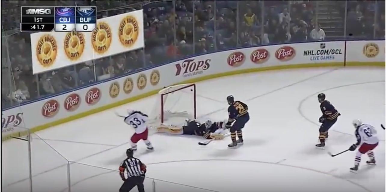 markus hännikäinen Columbus jääkiekko NHL / Pallomeri.net
