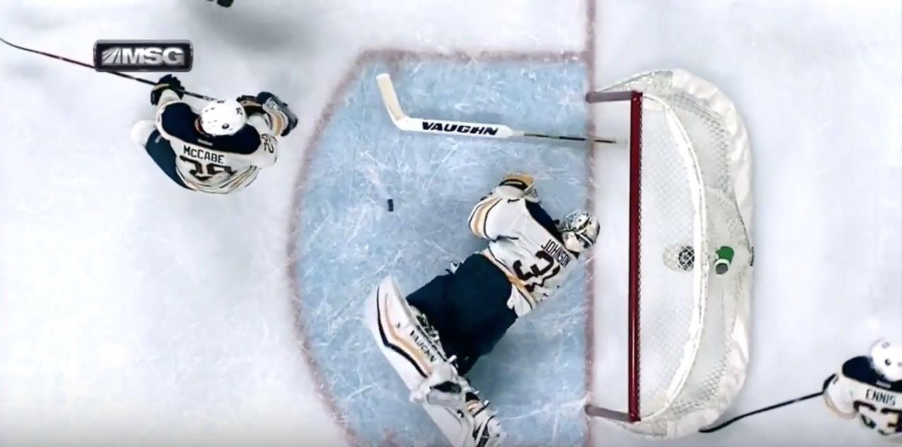 Johnson Buffalo NHL / Pallomeri.net