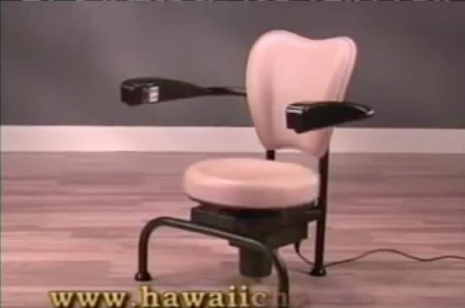 kotona treenaaminen tuoli / Pallomeri.net