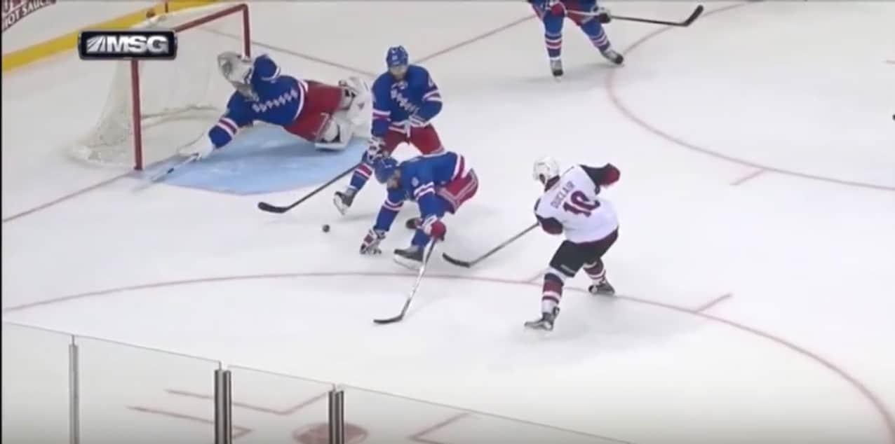 Henrik undqvist NHL jääkiekko / Pallomeri.net