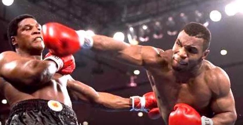 Mike Tyson tänään 51 vuotta - tässä mestarin TOP-10 tyrmäykset