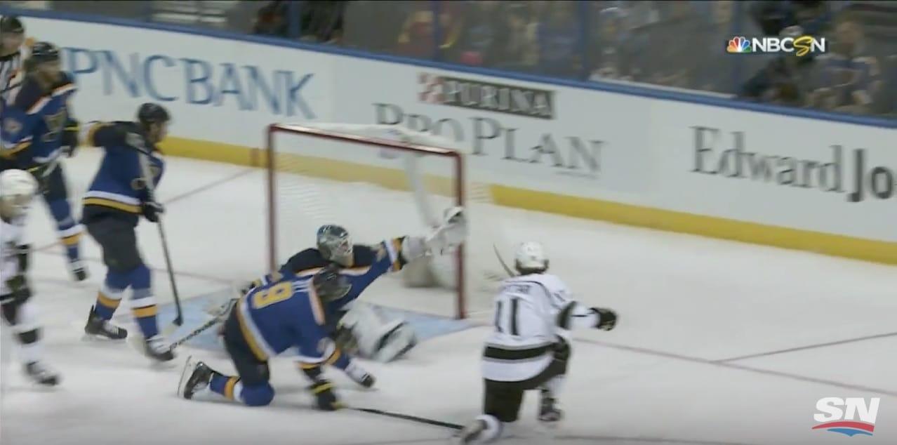 Jake Allen jääkiekko NHL / Pallomeri.net