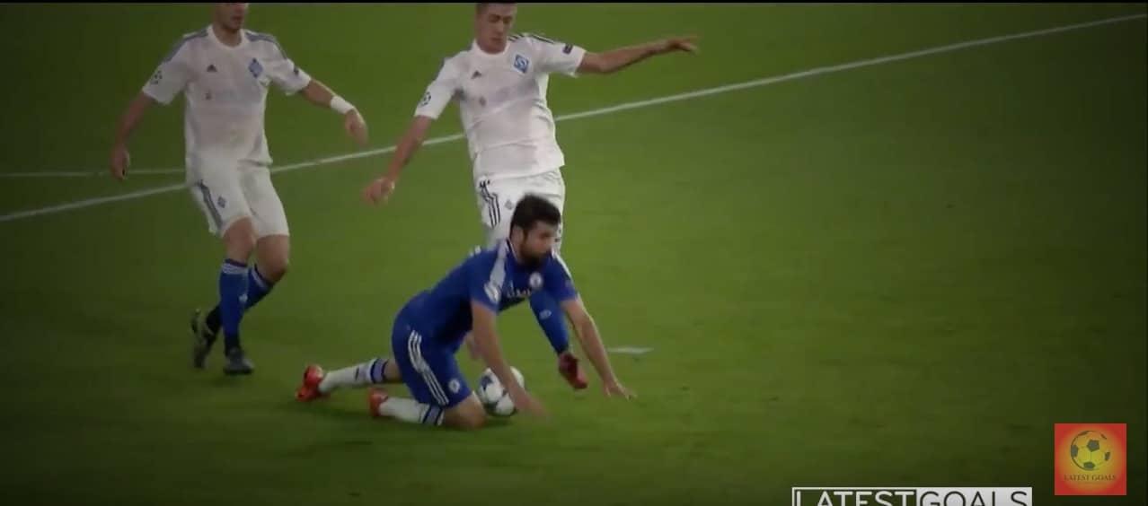 Diego Costa Chelsea Mestarien liiga / Pallomeri.net