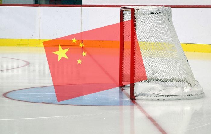 Kiina mukaan jääkiekon olympiaturnaukseen? - taso on surkuhupaisan huono