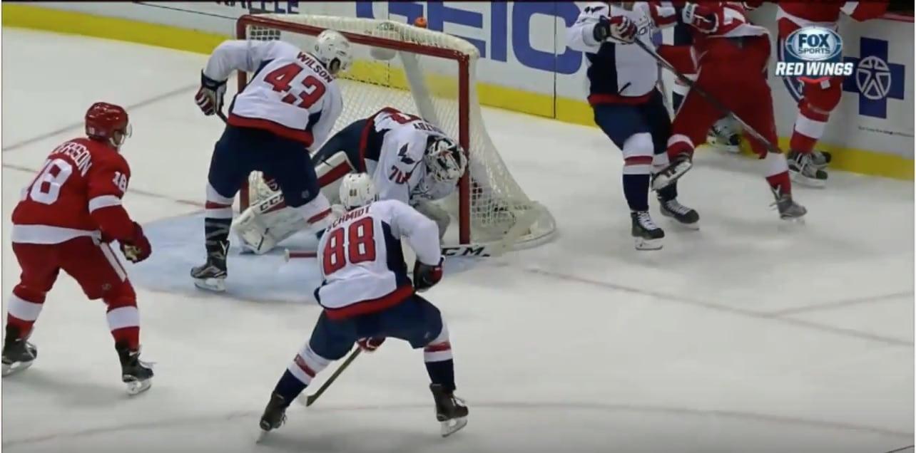Teemu Pulkkinen NHL Detroit