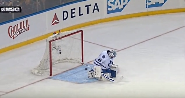 Toronto Maple Leafs Jonathan Bernier Pallomeri.net