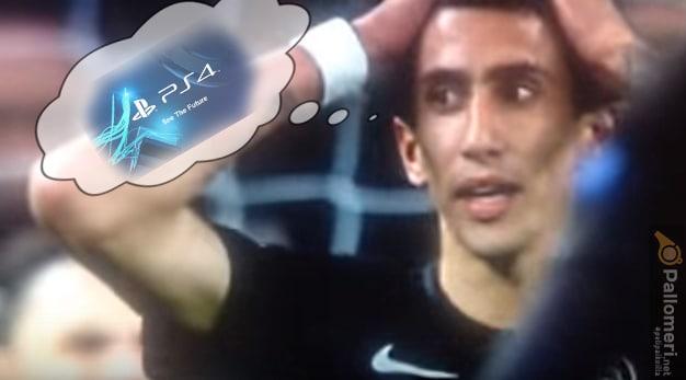 Video: Di Marian vapari kolahti ylärimaan - Olli oli senttien päässä PS4-konsolin voittamisesta
