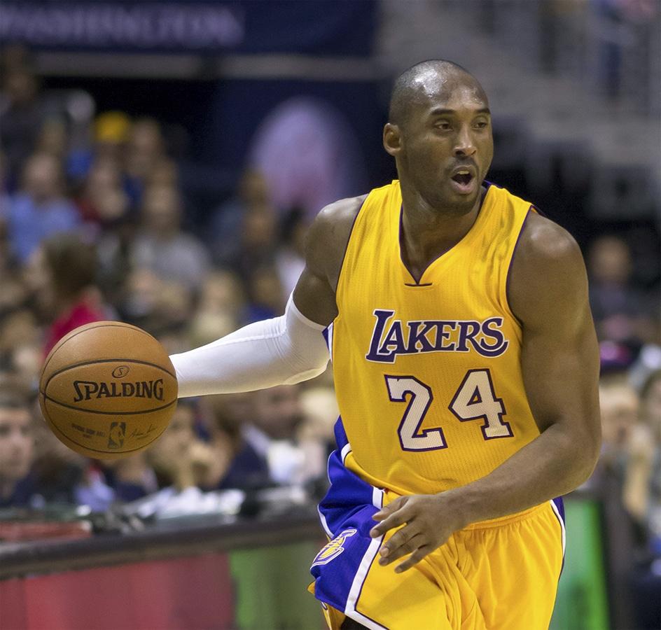 Video: NBA-legenda Kobe Bryant kertoi lopettamisestaan koripallorakkausviestillä